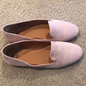 H&M Pink Loafers in US 10
